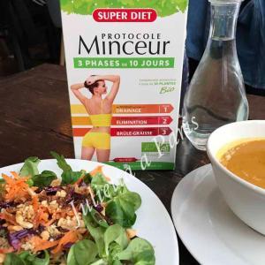 7月2日 お盆に間に合う!フランスの正しいダイエットサポート・アンプル30日間プログラム♪パリ