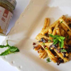 8月5日 イタリア人が懐かしがる!昔ながらのヘーゼルナッツのパスタソースはコレ♪パリブログ