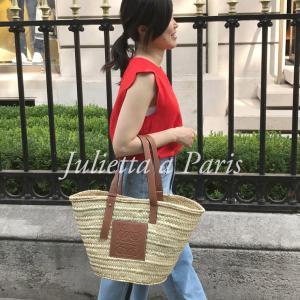 最後の1個!日本&パリ完売!ロエベの大人気のかごバッグMサイズ!早い者勝ち♪ブログ