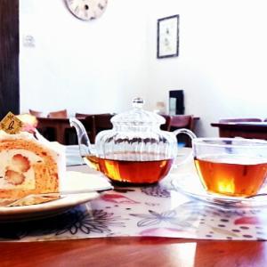 ●洋菓子店の人気カフェ!!関西&東海カフェ巡り♪「アトリエビブリ」  最後にご質問へのお返事も…