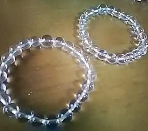 水晶腕輪念珠