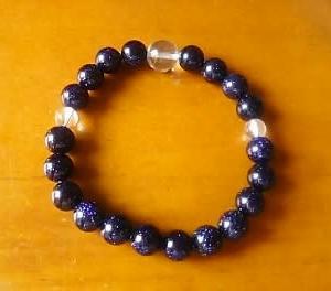 腕輪念珠の作り方