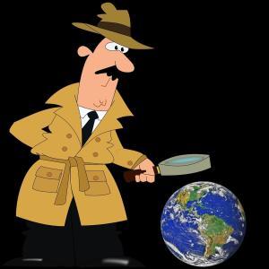 世界探偵協会なるものがあるんですね