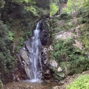 倉谷から段ケ峰
