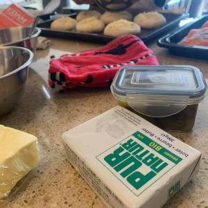 ⭐️最高に美味しいベルギーのバター