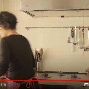 ⭐️初公開・ラクッチーナサッチの料理教室レッスン風景動画にアップしました