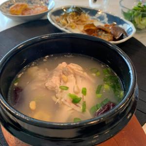 ⭐️ラクッチーナサッチ で韓国料理レッスン始まりました