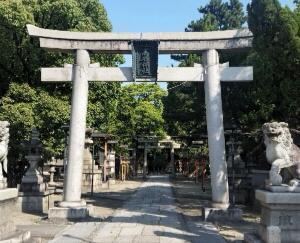 高石神社に再参拝(神奈川県川崎市麻生区ではない)