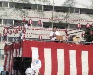 大阪府和泉市の盆踊り