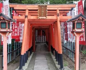 阿倍野神社の摂末社