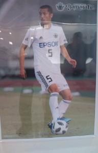 元松本山雅で栃木SCの岩間雄大選手が右膝前十字靱帯断裂で負傷