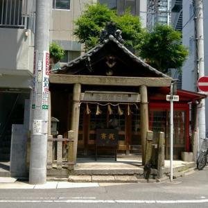 【追記あり】都会の片隅に鎮座する神社特集☆