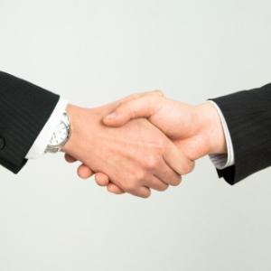 企業との出会い