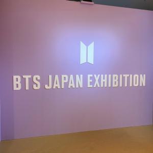 BTS JAPAN EXHIBITIONへ行ってきました!サイコー!!