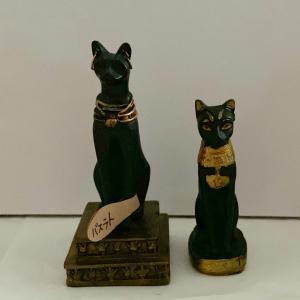 エジプトの猫神さま