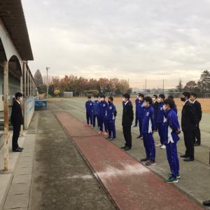 11月20日 明日は関東高校駅伝