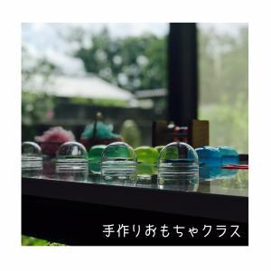 手作りおもちゃクラス  in ママズカフェ様