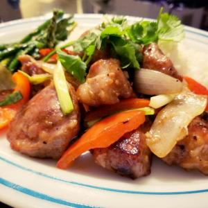 Salt & Pepper Pork