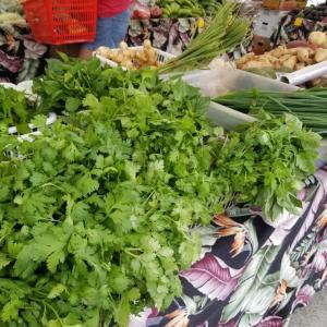 Farmers Market とThrift Storeでフルコース