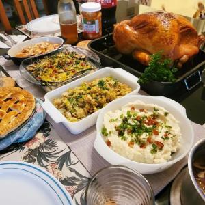 Happy Thanksgiving! と15話と16話