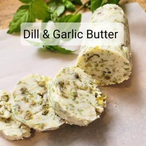Dill & Garlic Butter (ディル&ガーリックバター)のレシピ