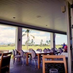 Hawaii Prince Golf courseのサンデーブランチ