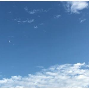 雲が物語っていること。。