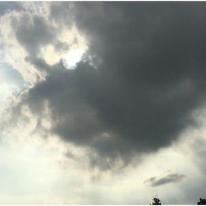 ドでかい 雲が~👀の写真