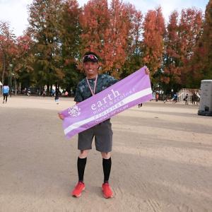 おかやまマラソン2019 完走ぎりぎりランナー(*^▽^*)