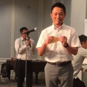 マスターズ甲子園2019愛媛大会の理事会・総会・抽選会に参加しました!