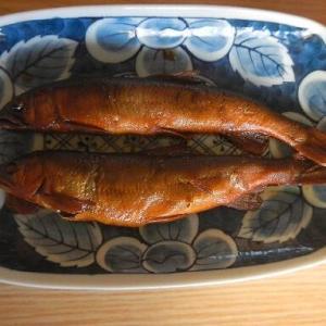 今年初めて鮎の甘露煮を作りました。