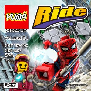 "DJ YUMA MIXCD ""Ride"" vol.131"