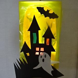 ハロウィン工作魔女の家
