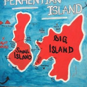 プルフンティアン島へバカンス Pulau Pethentian