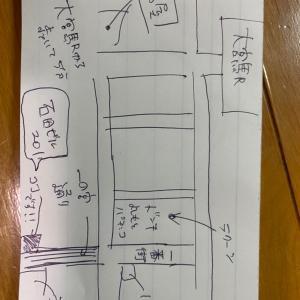 地図です(^^)