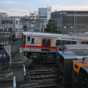 阪神電車 尼崎車庫の事故現場を訪ねる