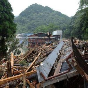 熊本 鹿児島 豪雨災害