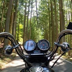 奈良キャンプツーリング完結編♪【みたらい渓谷→高野山】