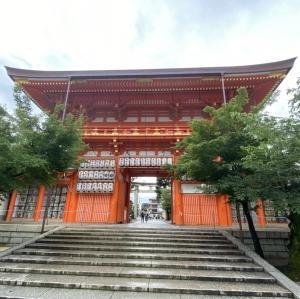 国宝八坂神社