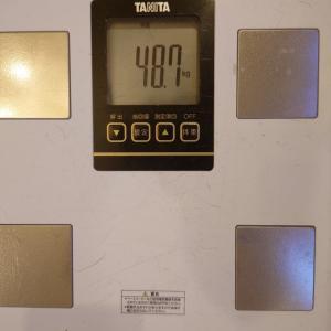 2021.06.18 今日の体重