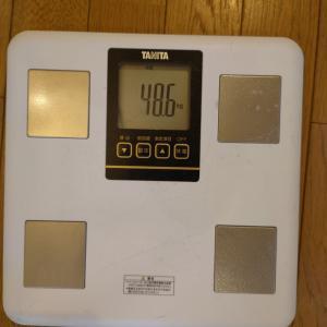 2021.06.20 今日の体重