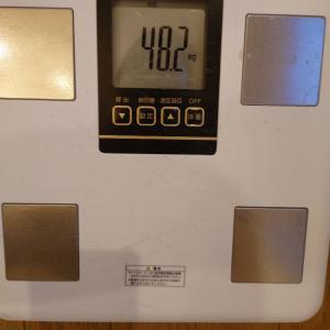 2021.07.27  今朝の体重