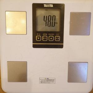 2021.07.29 今日の体重