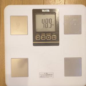 2021.08.01 今日の体重と7月のまとめ