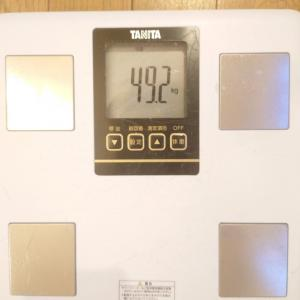 2021.09.26 今日の体重