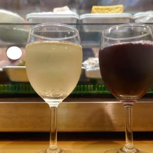 カマンベールチーズとワイン!立呑でやっと果たせました☆にしの☆大阪市都島区♪