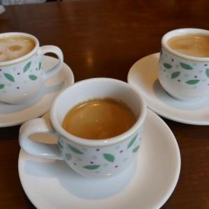 久しぶりの家族3人の朝食はモーニングで☆デニーズ☆堺市北区♪