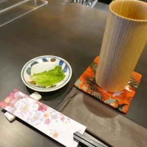 日本酒を静かにしっとりチビチビ呑むとこ☆日本酒こころのバー弐☆堺市北区♪