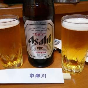 米のお酒を呑みながら寿司三昧の魅惑の締めは6軒目☆中津川☆大阪市中央区♪