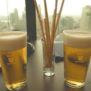 31階から梅田の街を眺めながらのひと時を☆MITSUKE☆大阪市北区♪